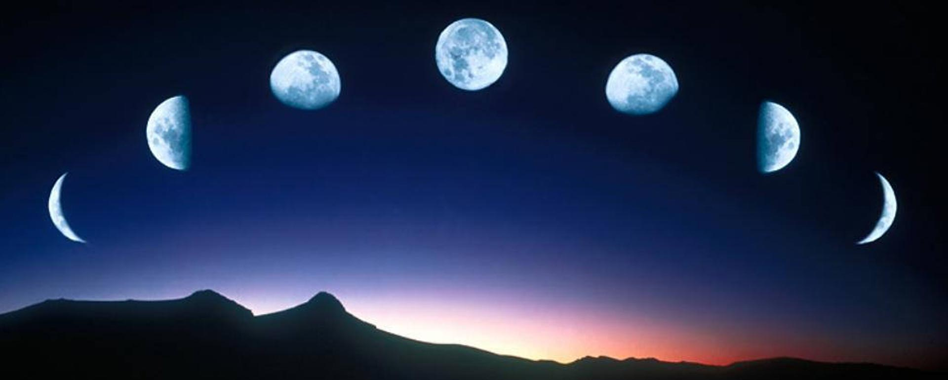 sacred feminine power moon phases slider image